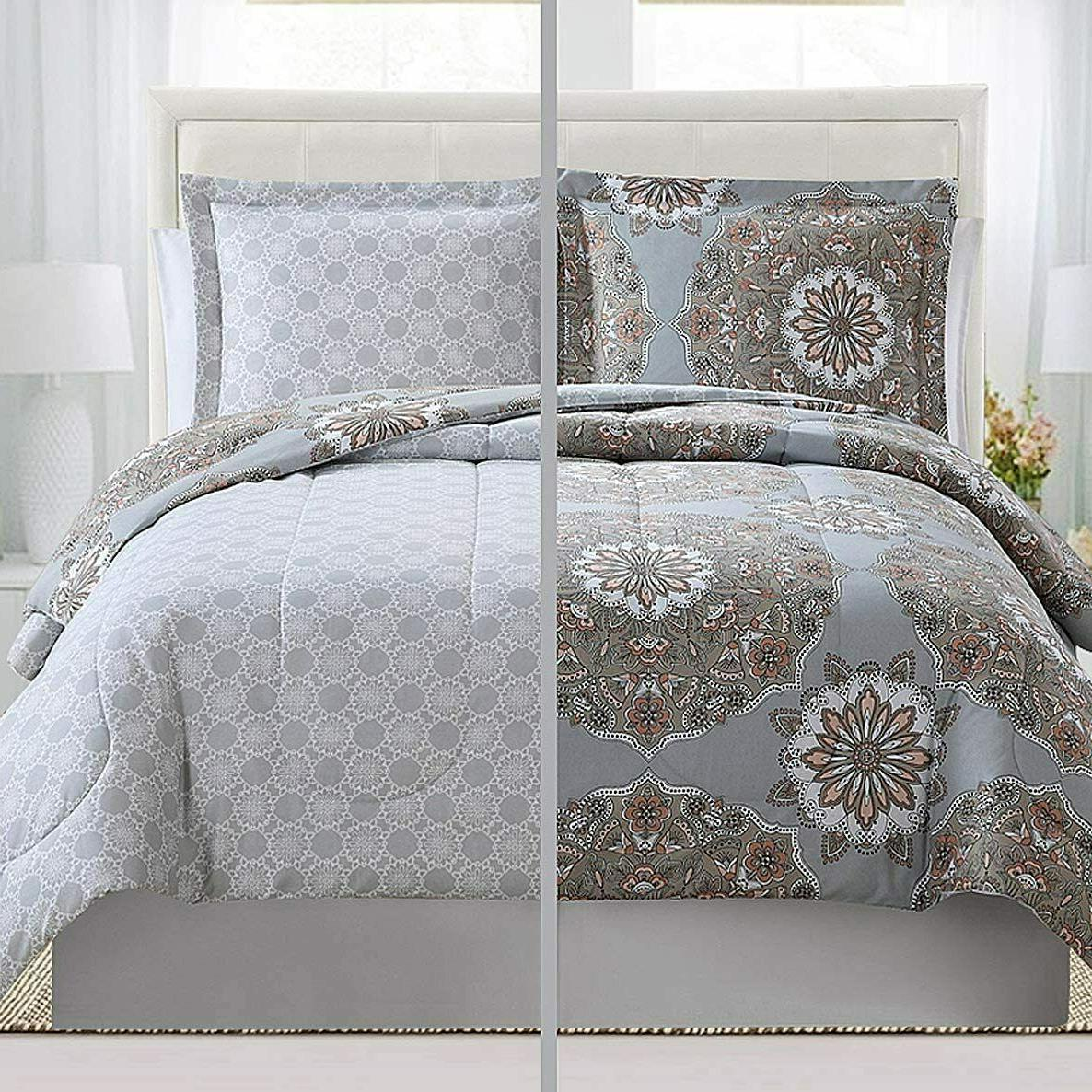 Duvet Cover Set 1800 Bedding Egyptian Quality Ultra Soft 3 P