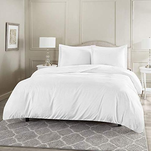 duvet cover set soft double