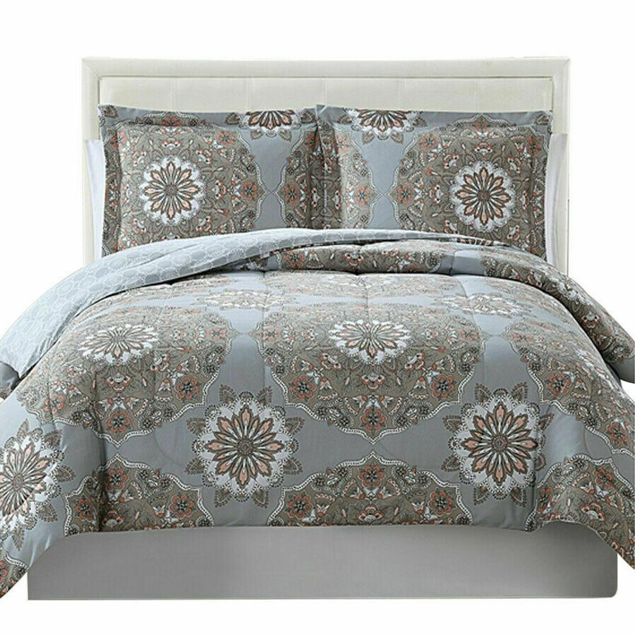 1800 Set Microfiber Bedding & Pillow Shams