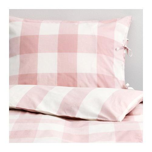 Ikea Ruta Cover Pink, Queen