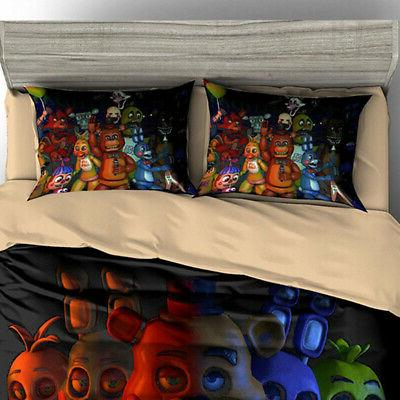 five nights at freddy s duvet cover
