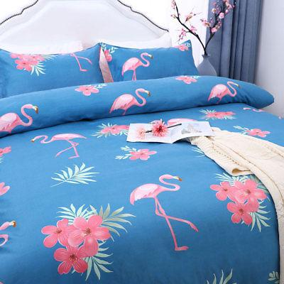 Floral Cover Comforter Single Queen 4