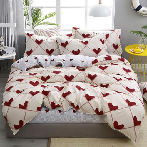 Floral Cover Bedding Set Cover Sheets