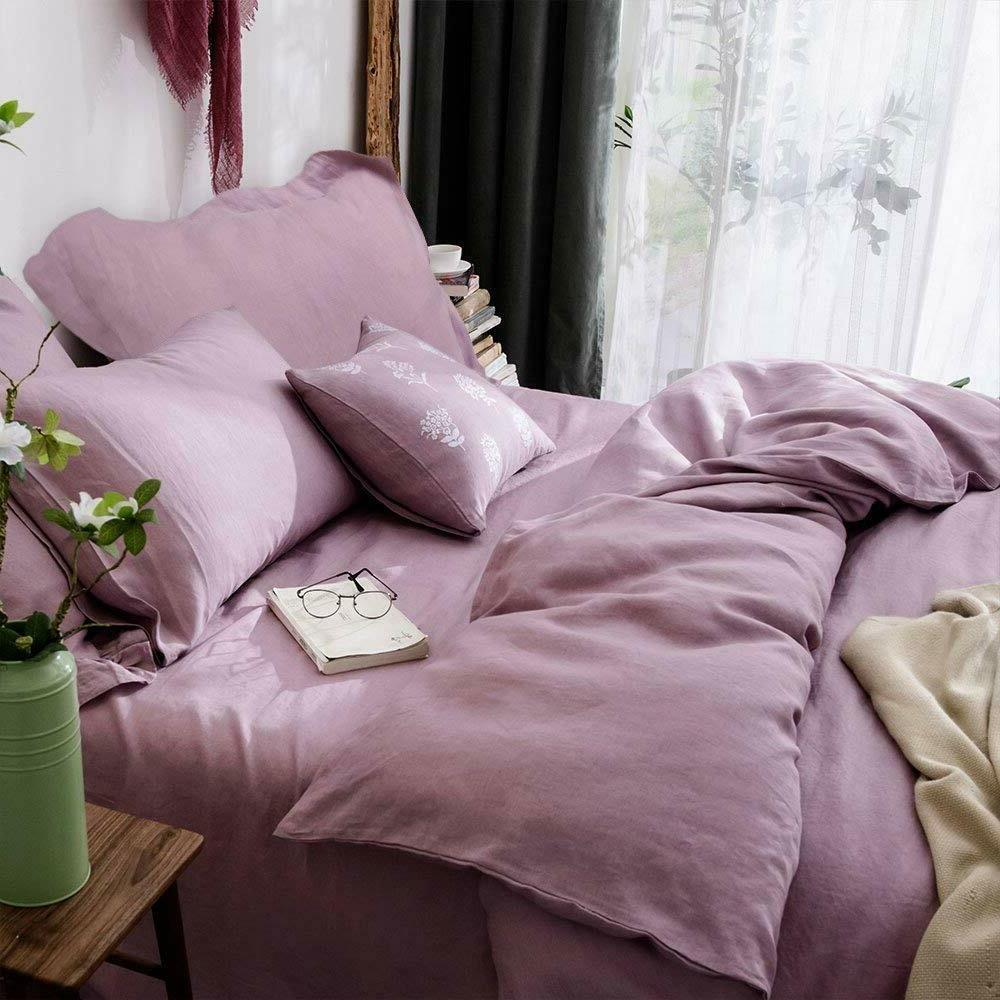 Merryfeel French King Size Duvet Cover And Pillow Shams