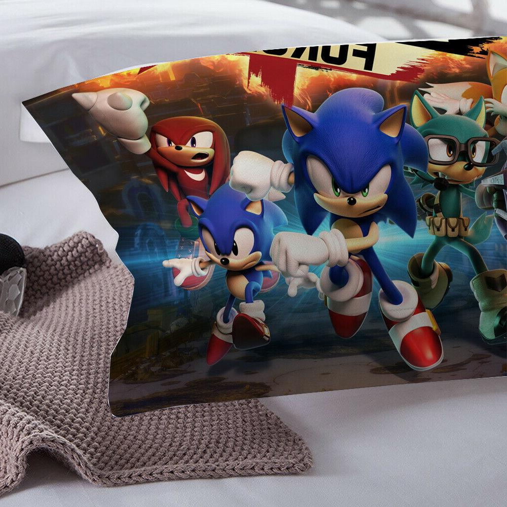 HD 2/3Pieces Set Size Set Sonic The Hedgehog Anime