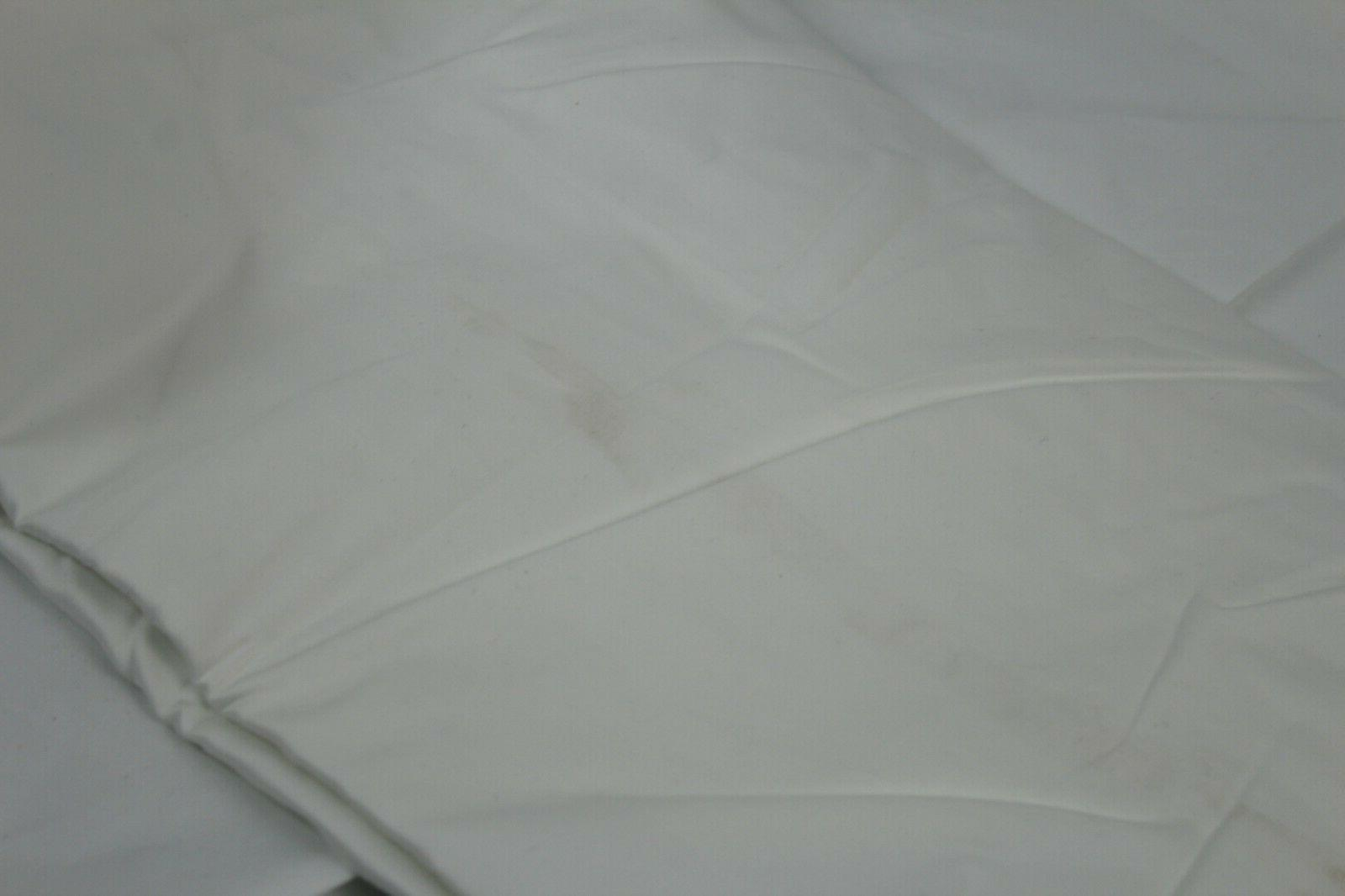 Ralph Spencer Cotton Cover White/Navy