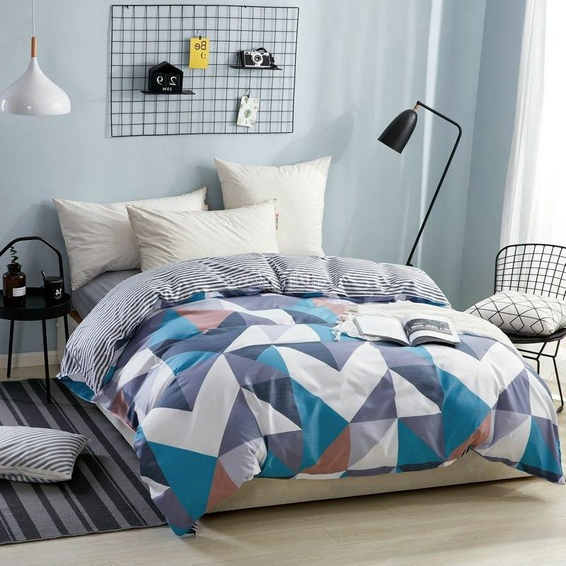 Home Textile White <font><b>Duvet</b></font> <font><b>Cover</b></font> 1 Case for Twin Queen