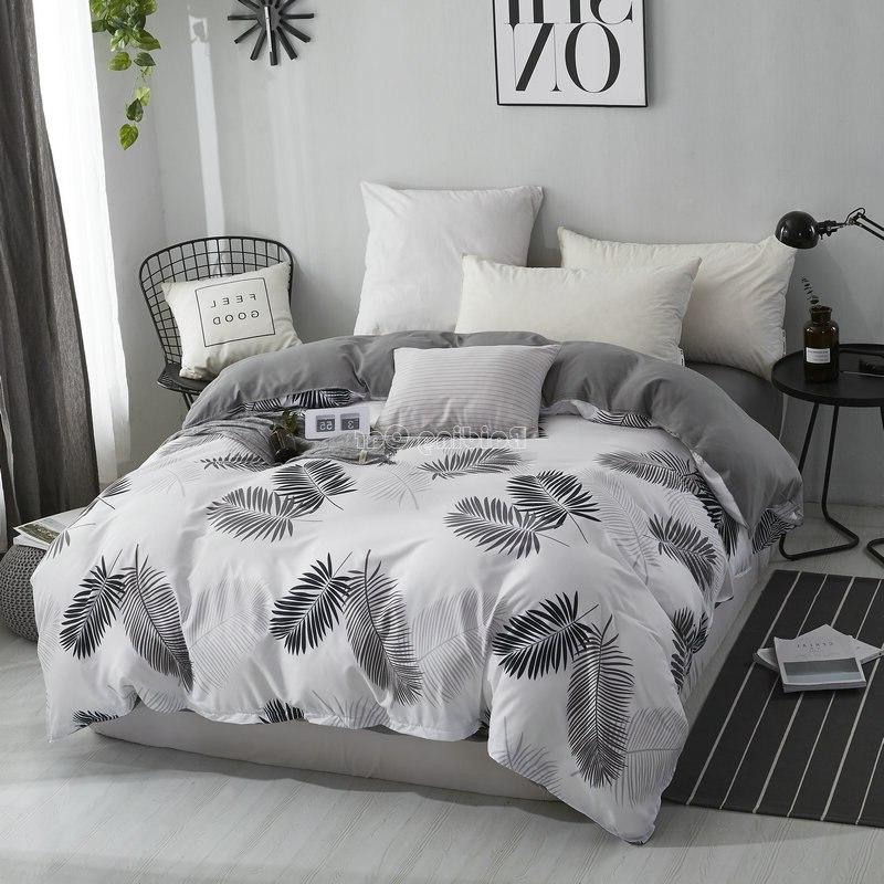 Home Textile <font><b>Duvet</b></font> <font><b>Cover</b></font> with Zipper 1 Modern Comforter/Quilt/Blanket Case for Adult Twin Full Queen