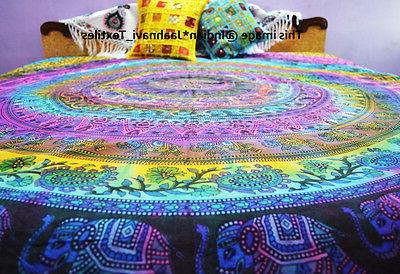 Indian Mandala Bohemian Duvet Cover Bedding Queen Size