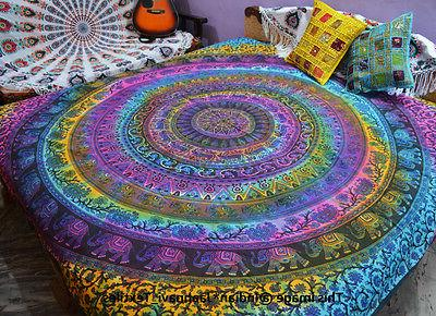 indian mandala bohemian duvet cover set comforter