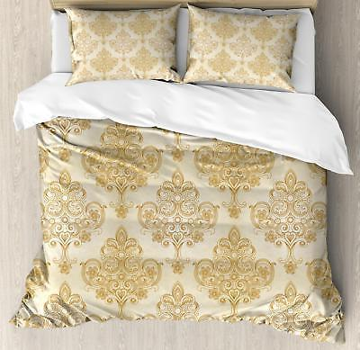 ivory duvet cover set twin queen king