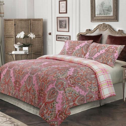luxury bedsure printed duvet cover set soft
