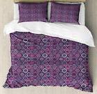 Mandala Duvet Cover Set Twin Queen King Sizes with Pillow Sh