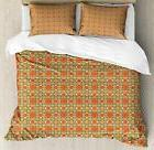 Middle Eastern Duvet Cover Set Twin Queen King Sizes with Pi