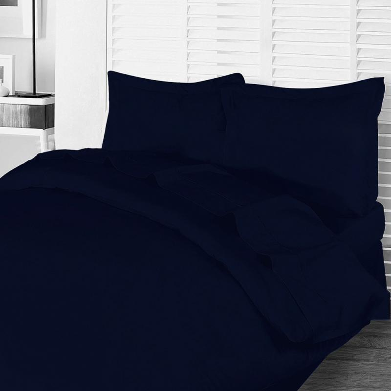NEW King Size Piece Soft Duvet Cover with Pillow