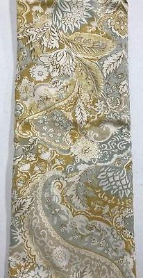 Damask Duvet Cover, GOLD