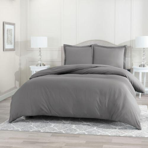 Set of Down Comforter and Duvet