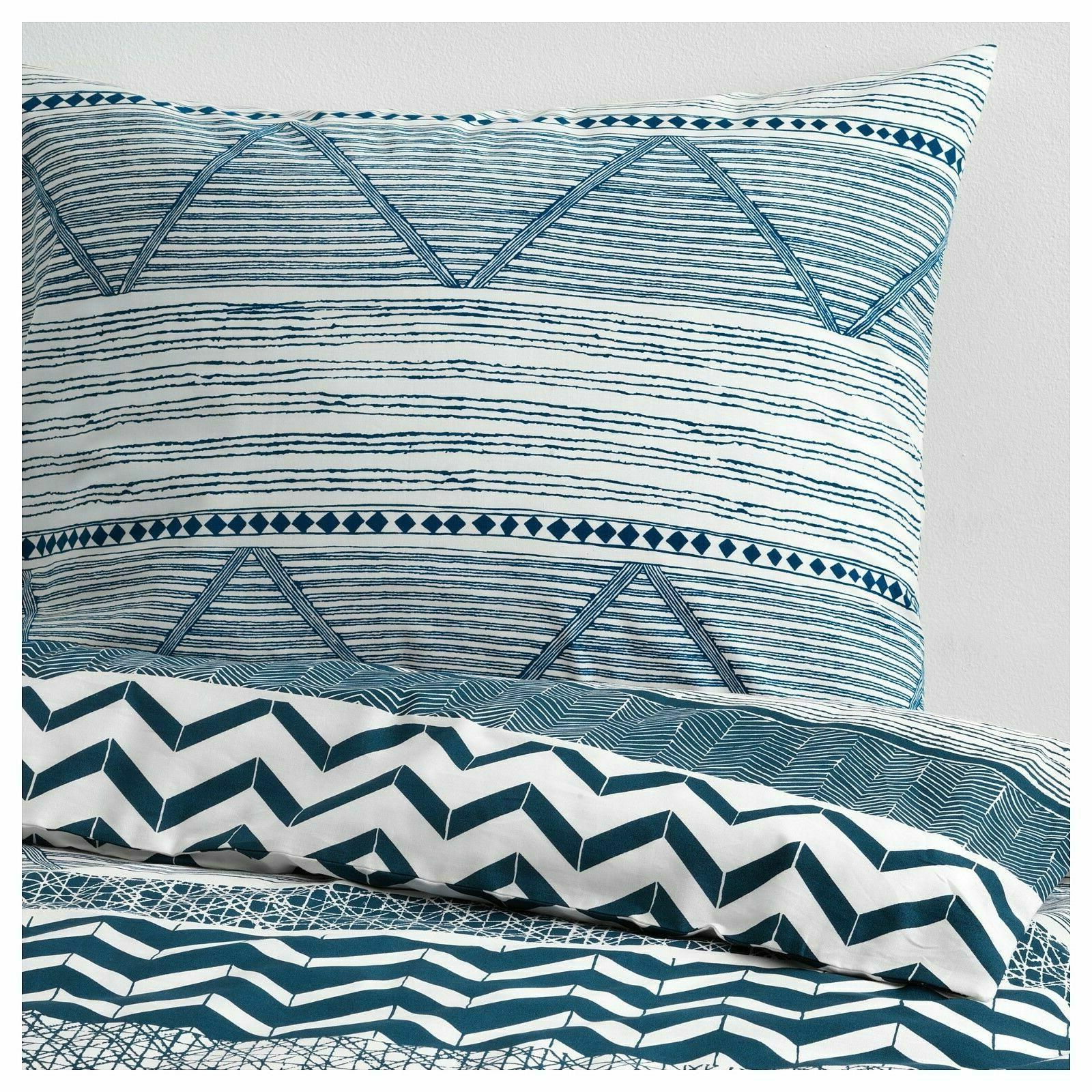 new provinsros queen duvet cover and pillowcase