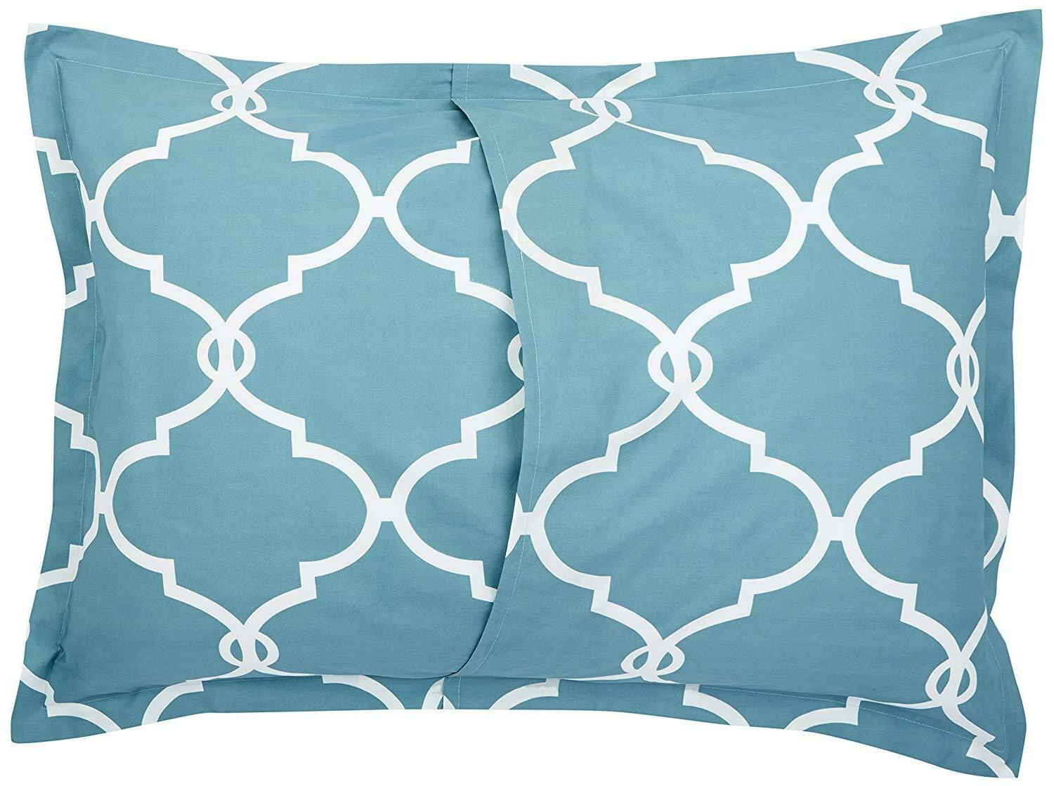 Pinzon Cool Percale Set, Twin,