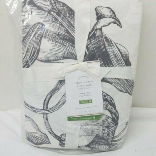 Pottery Banr Queen Duvet 1
