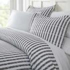 Becky Cameron Printed Rugged Stripes Patterned Duvet Cover S