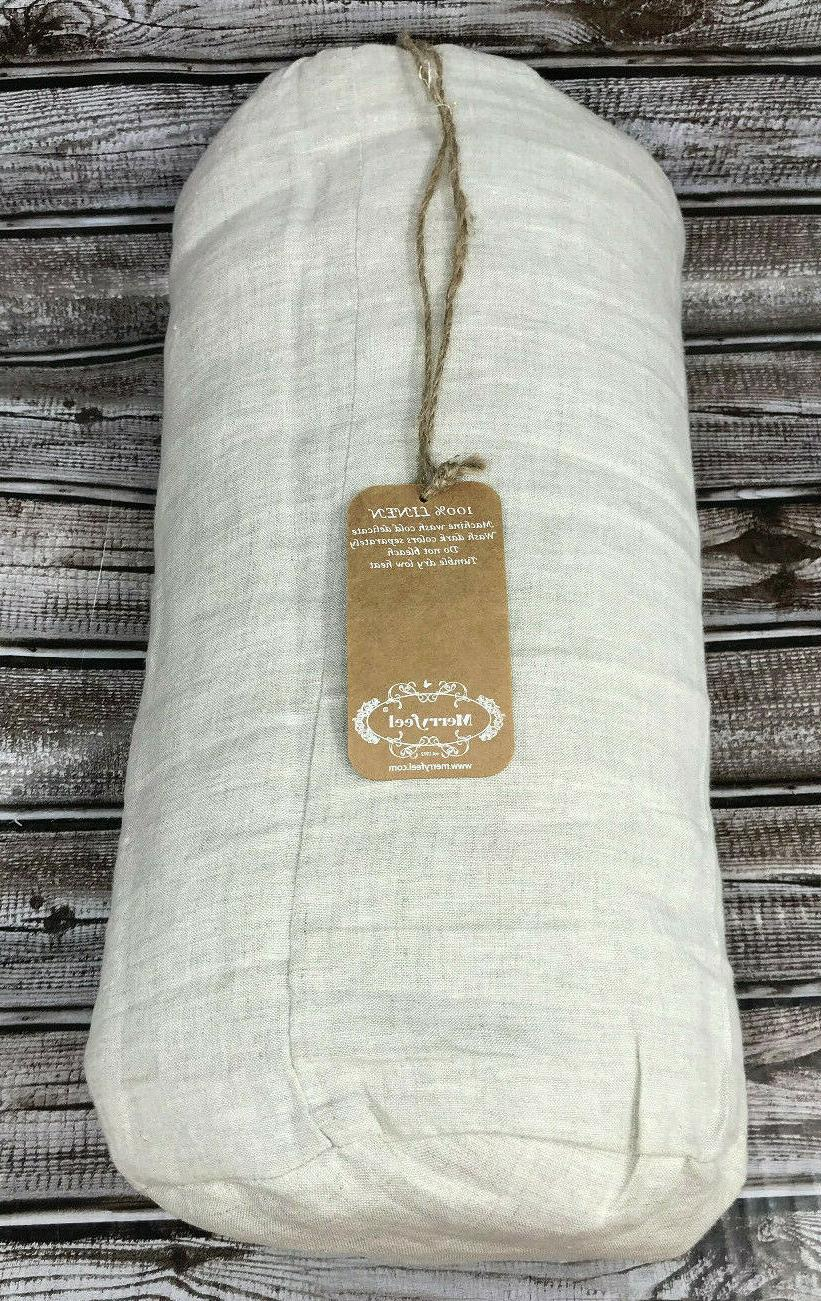 MerryFeel Queen Set - 100% Canvas New Tags Free