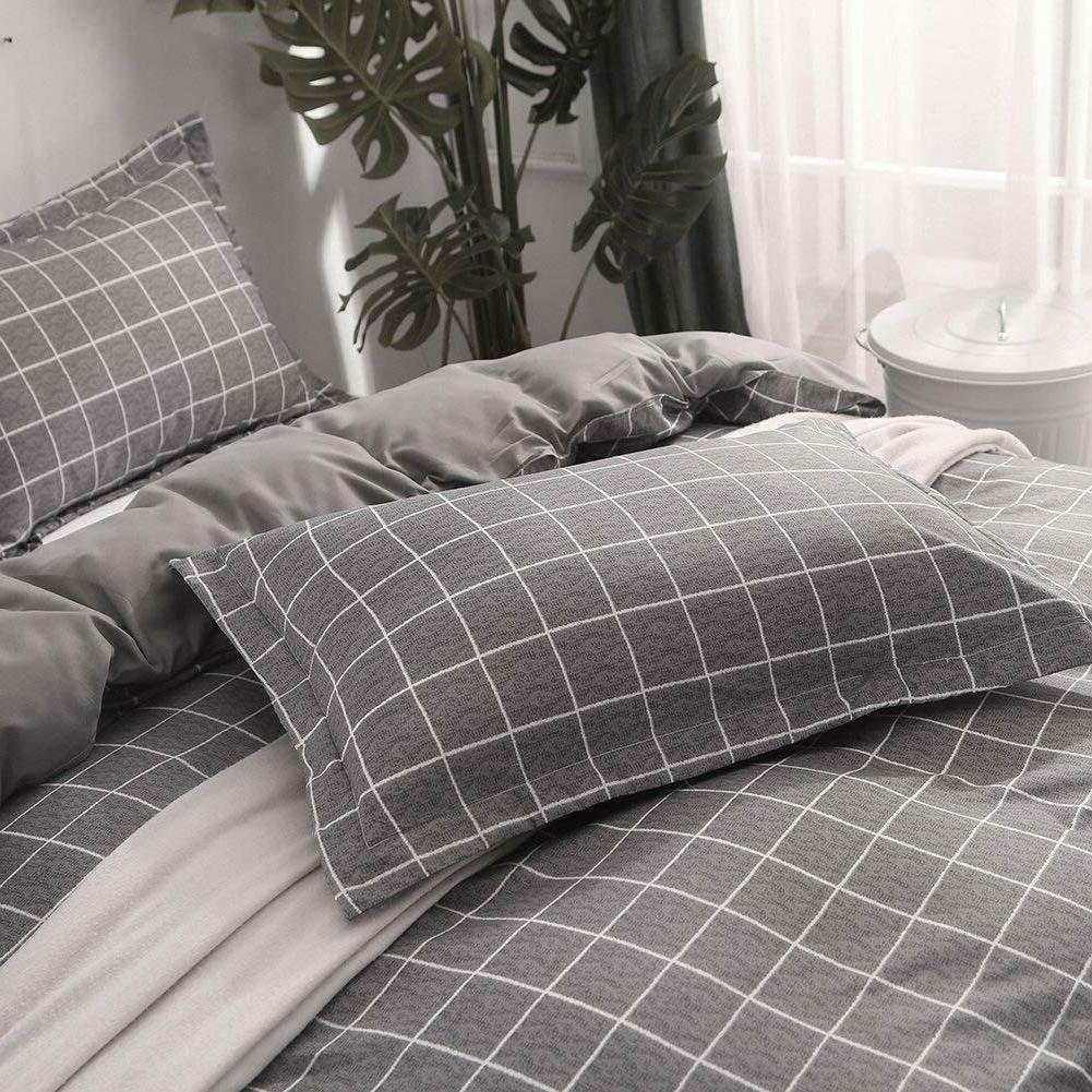 NANKO Duvet Set Pieces 1200 TC Luxury Microfi