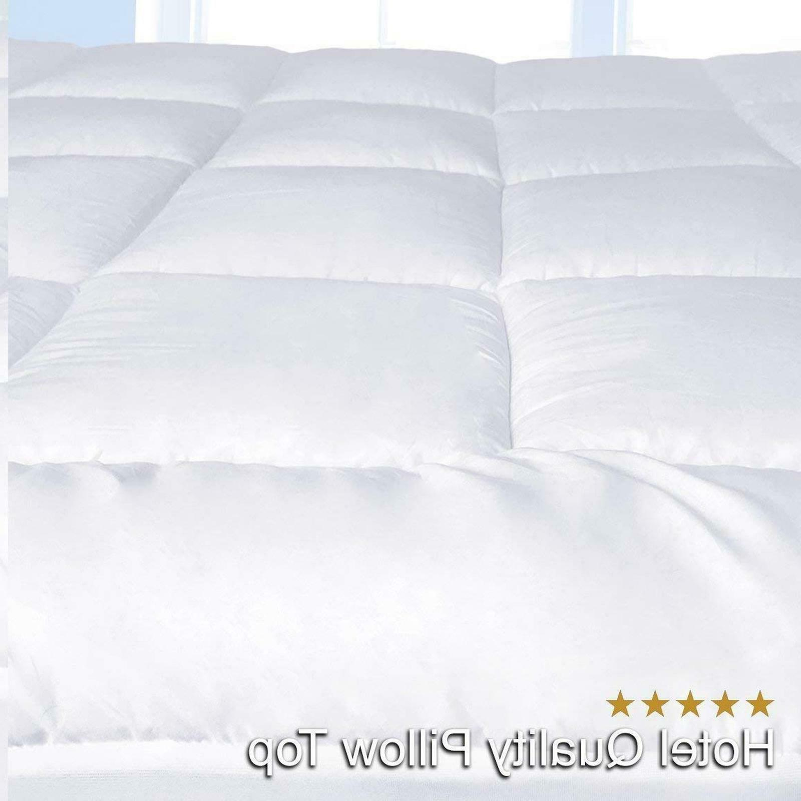 Queen Size Mattress Cover Bed Thick