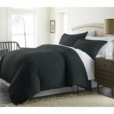 Simply Soft 3 Piece Duvet Cover Set by ienjoy Home