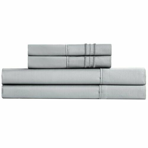 Soft 4 Piece Bedding Sets Queen Full