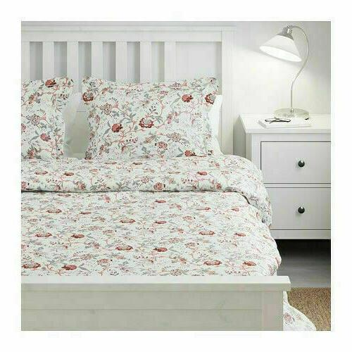 New IKEA Duvet cover FLORAL