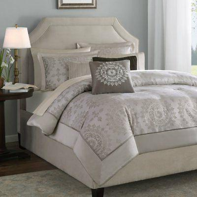 Tiburon 6 Pieces Duvet Cover Set