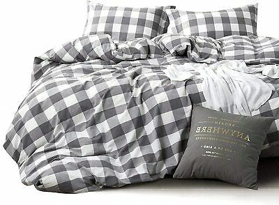 wake in cloud washed cotton duvet cover