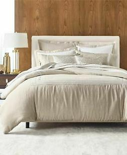 Hotel Collection Madison 100% Linen Full/Queen Duvet Cover N