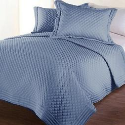 Microfiber Stain- and Water-Resistant Diamond Quilt by Lotus