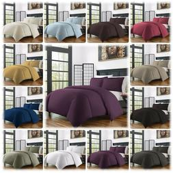 Modern Duvet Cover 3Pc Bamboo Hotel Quality Soft Hypoallerge