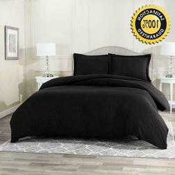 Nestl Bedding Duvet Cover 2 Piece Set – Ultra Soft Double