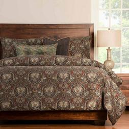 NEW SisCovers RAJ 6 Piece DUVET Set QUEEN Size Sis Covers Sh