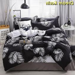 Nordic Simple King Bedding <font><b>Set</b></font> Adult <fo