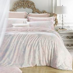 TheFit Paisley Bedding for Adult U174 European Soft Pink Duv