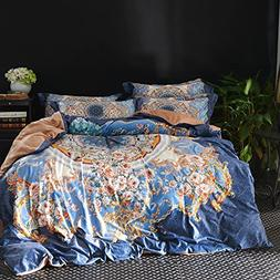TheFit Paisley Textile Bedding for Young Adult W465 Elegant