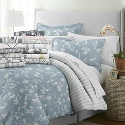 premium ultra soft pattern 3 piece duvet