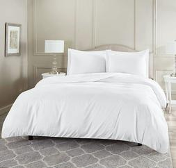 Queen Hotel Collection Ultra Soft Microfiber Duvet Cover 3 P