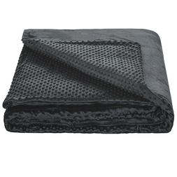 Bedsure Removable Duvet Cover for Weighted Blanket 60x80 / 4