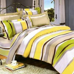 Blancho Bedding -  100% Cotton 3pc Comforter Cover-duvet Cov