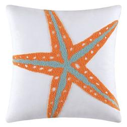 starfish throw pillow by c and amp