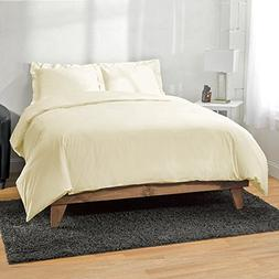 ExceptionalSheets Ultra Soft Bamboo Duvet Covers by, Full/Qu