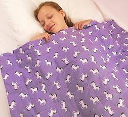 Weighted Blanket by Calming Covers | Assorted weights & styl