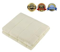 Weighted Blanket for Adults & Teens Upgrade Gravity Heavy Bl