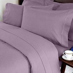 Elegance Linen ® Wrinkle-Free- 1500 Thread Count QUEEN Size